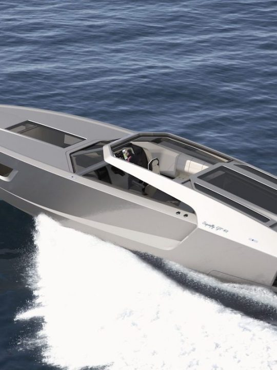 A Real Superboat Superfly GT 42 to Be Officially Launched in Cannes