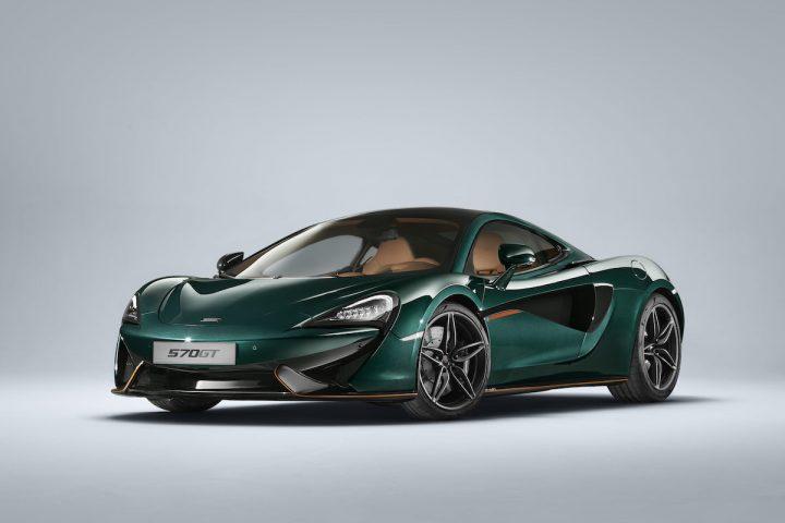 McLaren Special Operations Creates Six Bespoke McLaren 570GT Models