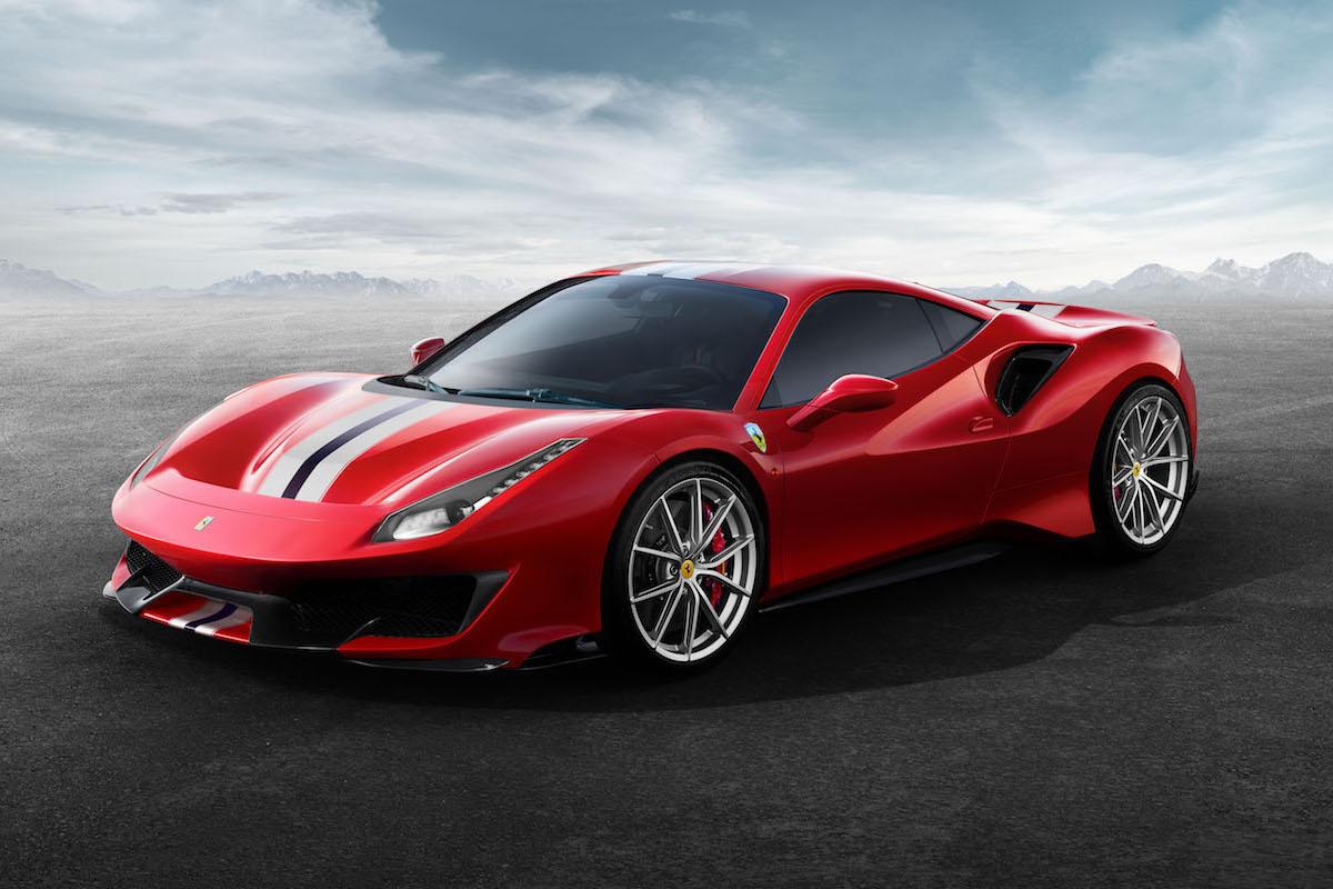 Ferrari 488 Pista Is Ready for Its Geneva Motor Show Debut