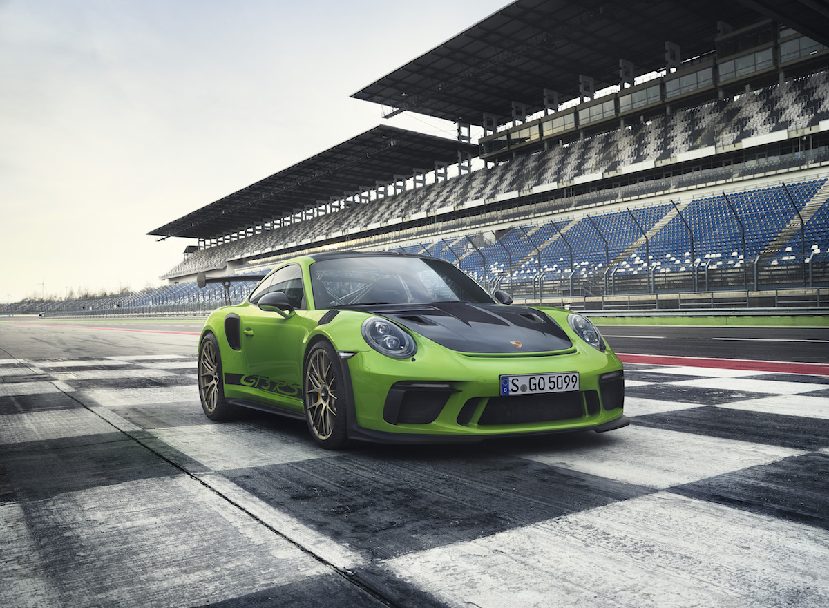 Porsche 911 GT3 RS Is Powered by the Mightiest Naturally Aspirated Engine in a Road-Legal 911