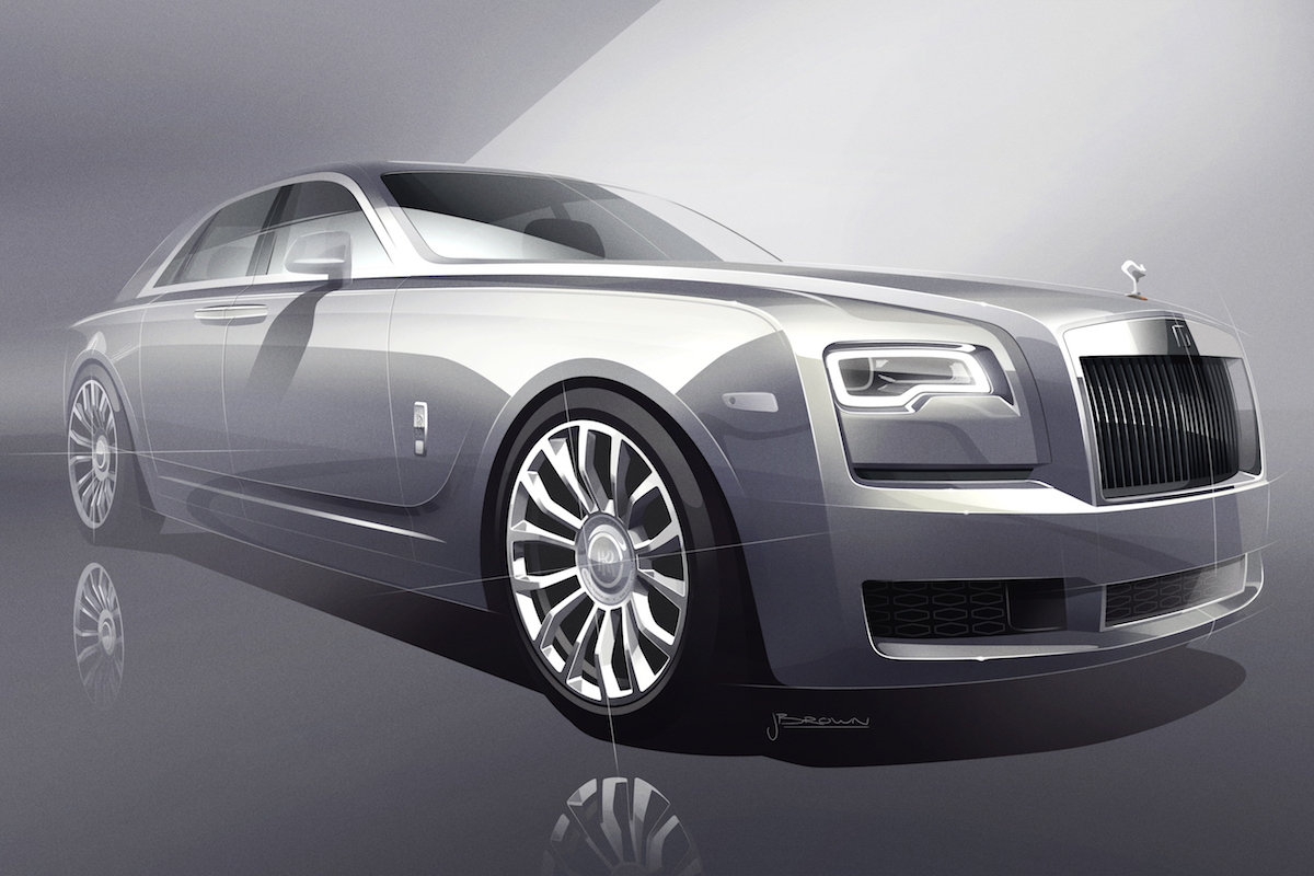 Rolls-Royce Silver Ghost Collection Is Announced