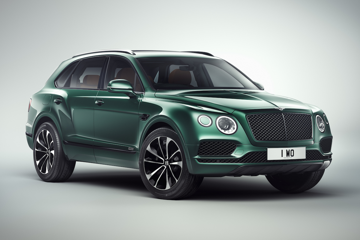 Bentayga by Mulliner, Inspired by The Festival