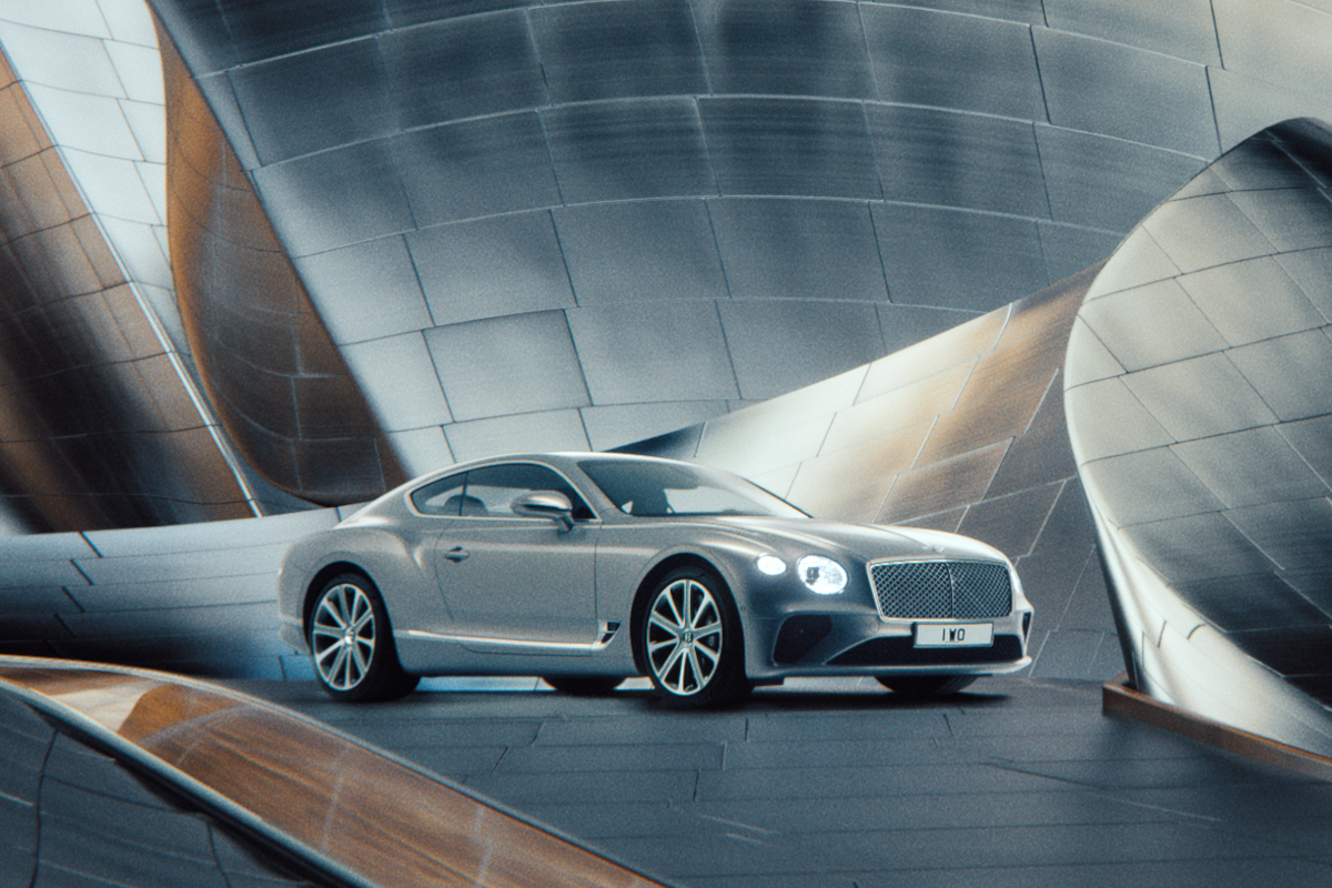 Bentley Enters Its 100th Year & Releases a New Innovative Film