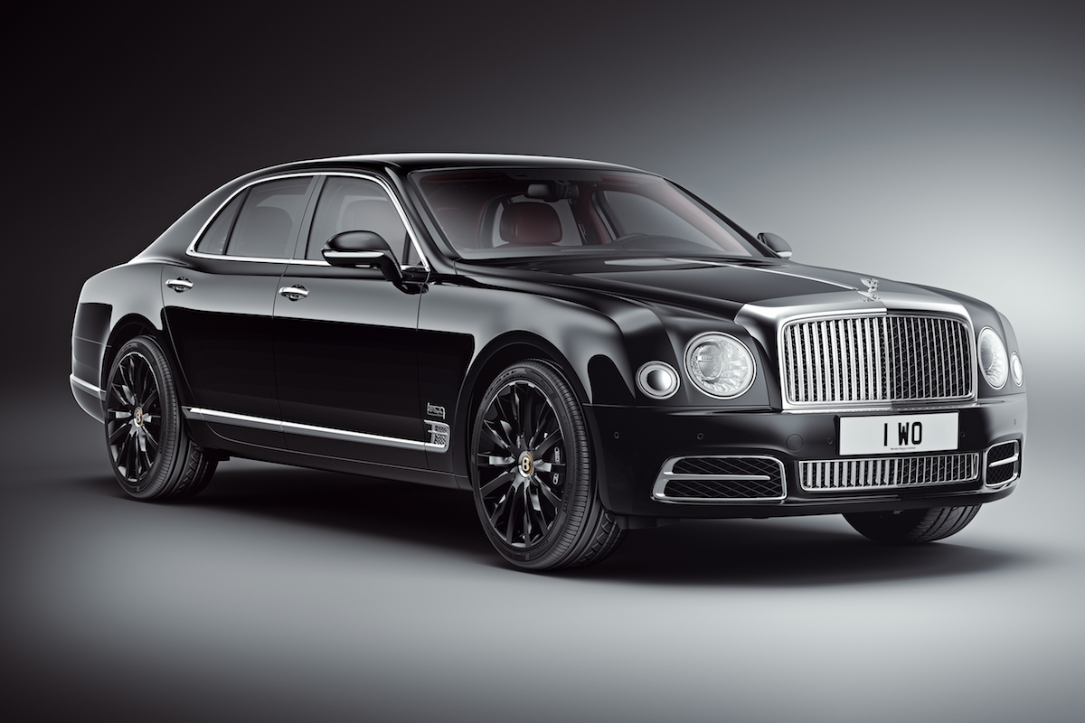 Bentley Mulsanne W.O. Edition Is Inspired by the Golden Age of British Motoring