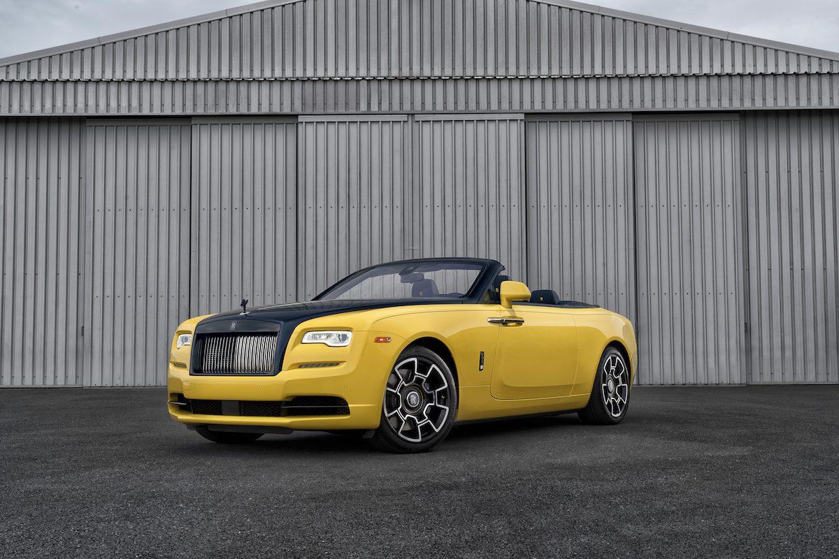 Rolls-Royce Delivers the Bespoke Ben Sloss Dawn Black Badge