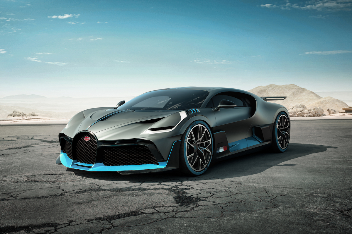 All 40 Models of the $5.8 Million Bugatti Divo Are Sold Out