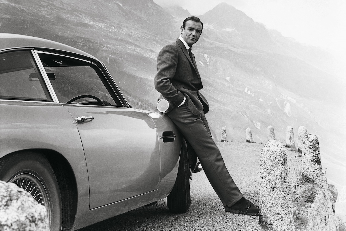 Aston Martin Goldfinger DB5 Continuation Car Will Cost More Than $3.5 Million