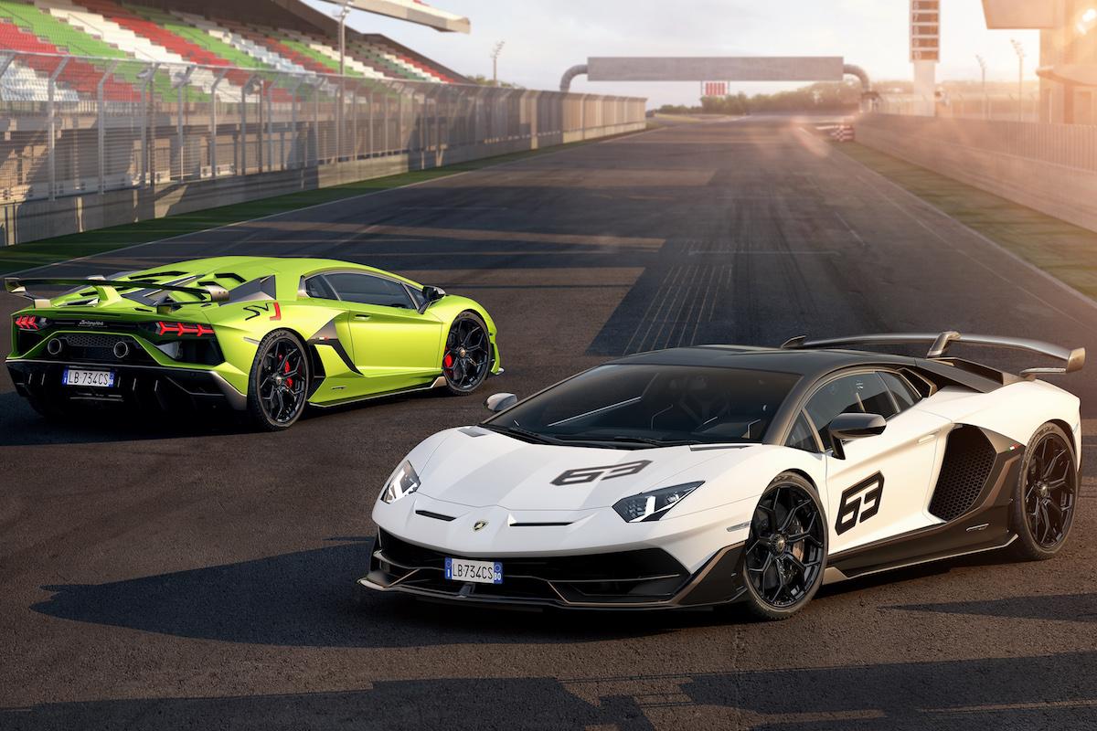Lamborghini Aventador SVJ Takes the Concept of a Super Sports Car to a New Dimension