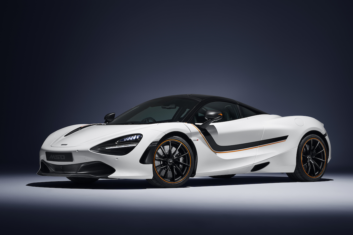 Introducing McLaren 720S Pacific Theme and the 720S Track Theme