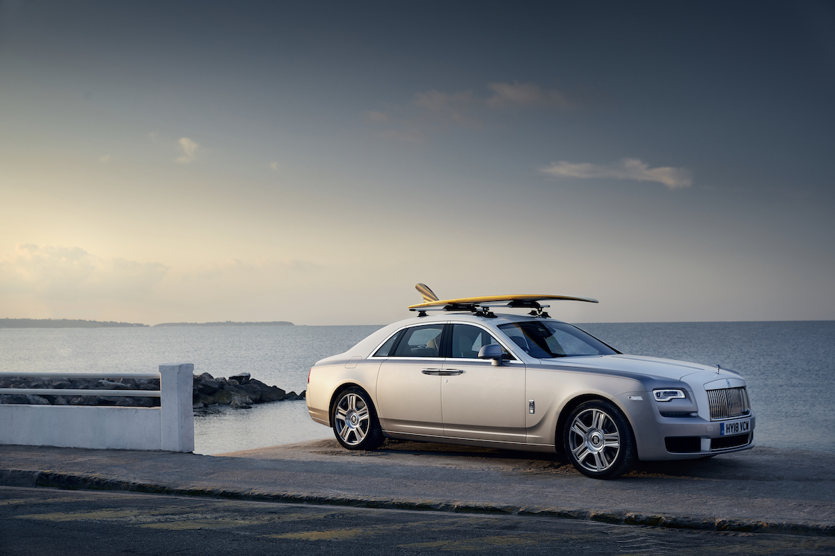 Rolls-Royce Motor Cars Arrives in French Riviera