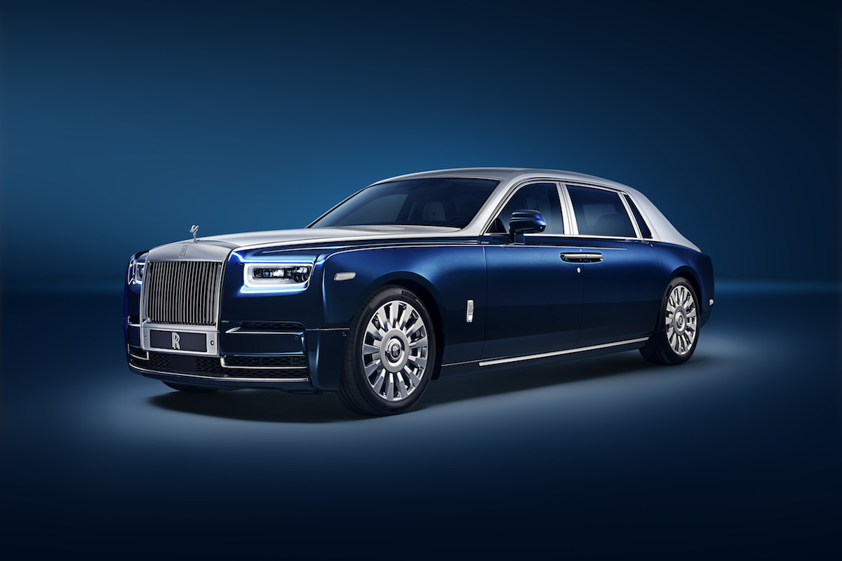 Rolls-Royce Announced the Privacy Suite for Phantom