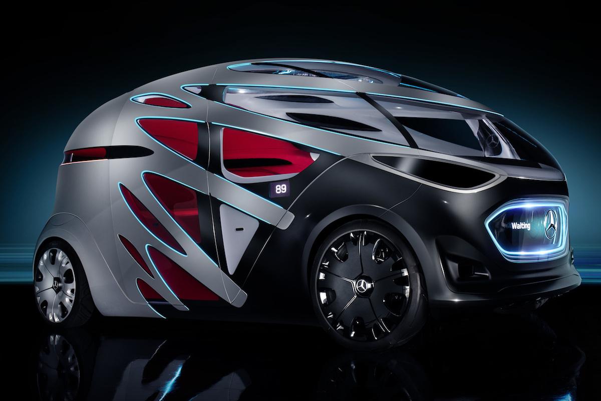 Vision URBANETIC Is More Than Autonomous Vehicle