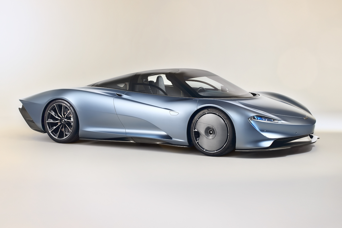 World's First 'Hyper-GT' & the Ultimate McLaren Road Car Is Revealed