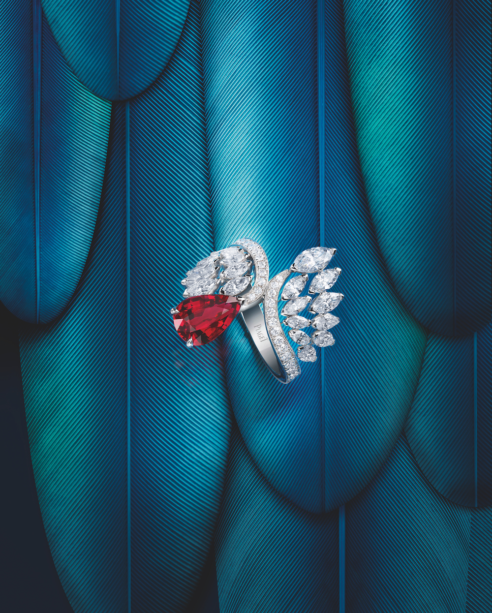 Introducing Piaget Wings of Light