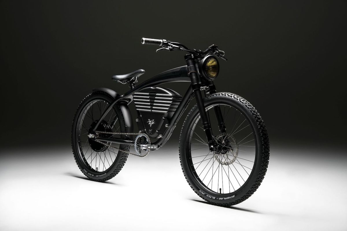 Scrambler Is Vintage Electric's Most Adventurous Bike