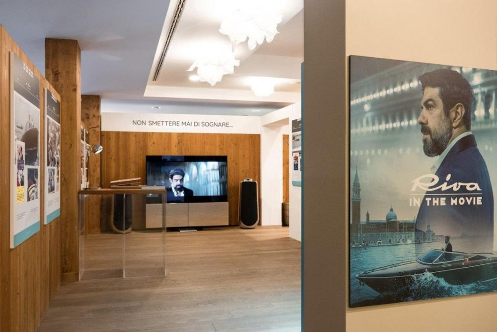 Custom Line and Riva Yacht Models on Display 3,000m Above the Alpine Resort of Courmayeur
