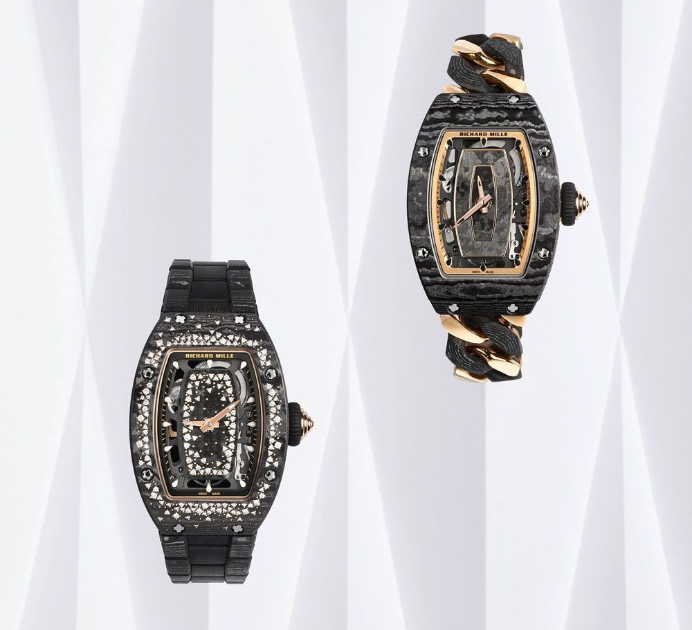 Richard Mille RM 07-01 Automatic Starry Night & RM 07-01 Automatic