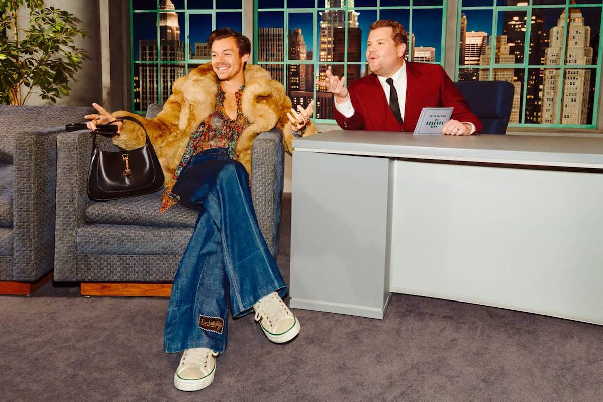 Gucci Beloved Show Campaigns Inspired by Late-Night Talk Shows