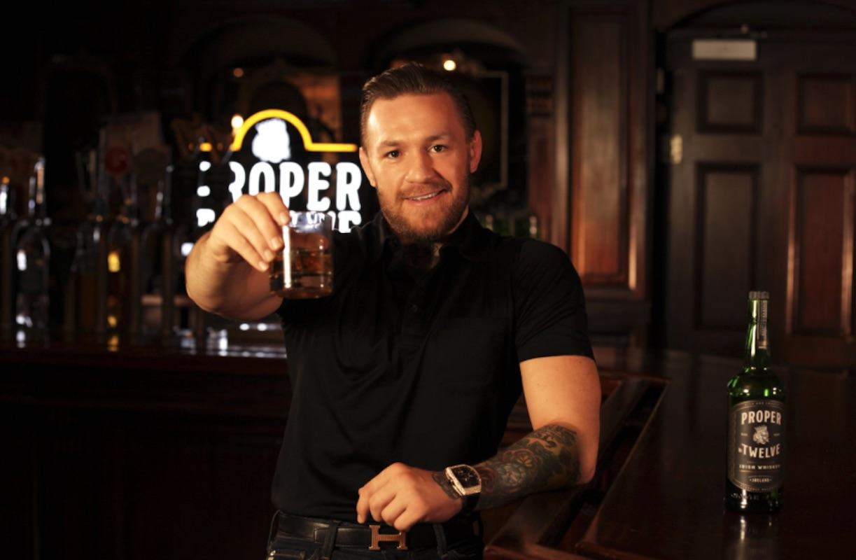 Conor McGregor & Proximo Reach Long-Term Agreement Worth up to $600 Million