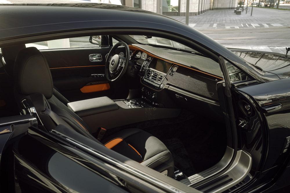 SPOFEC Rolls-Royce Wraith Black Badge Overdose