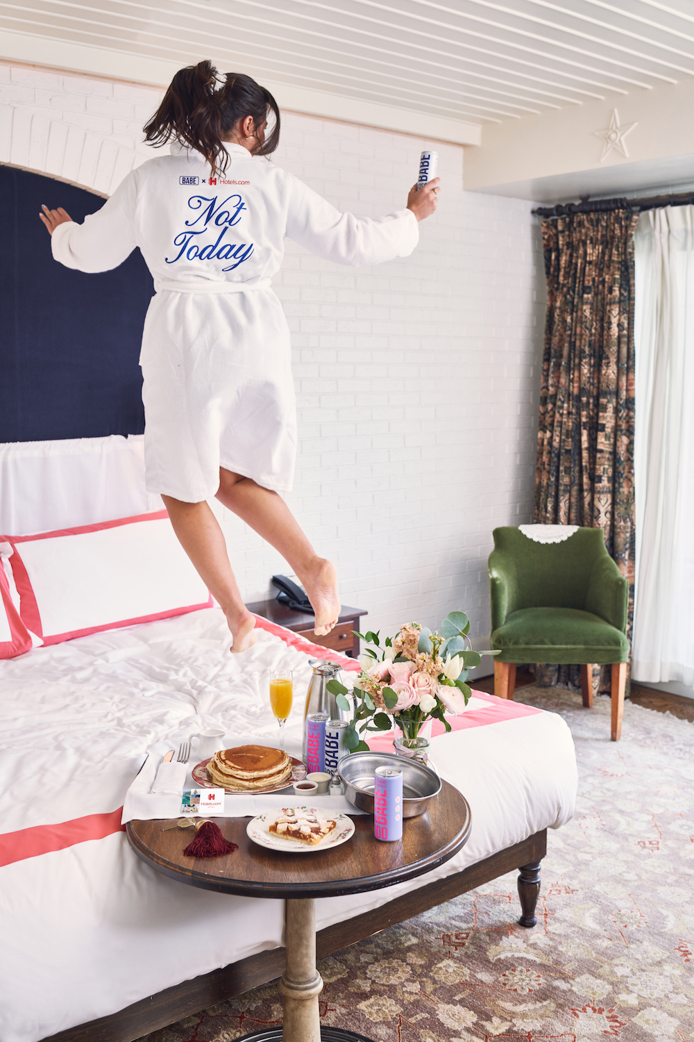 BABE & Hotels.com Give Moms The Ultimate Mother's Day Gift: A Break