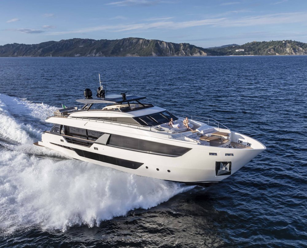 Ferretti Yachts' Largest Boat to Date Revolutionizes the Experience on the Water