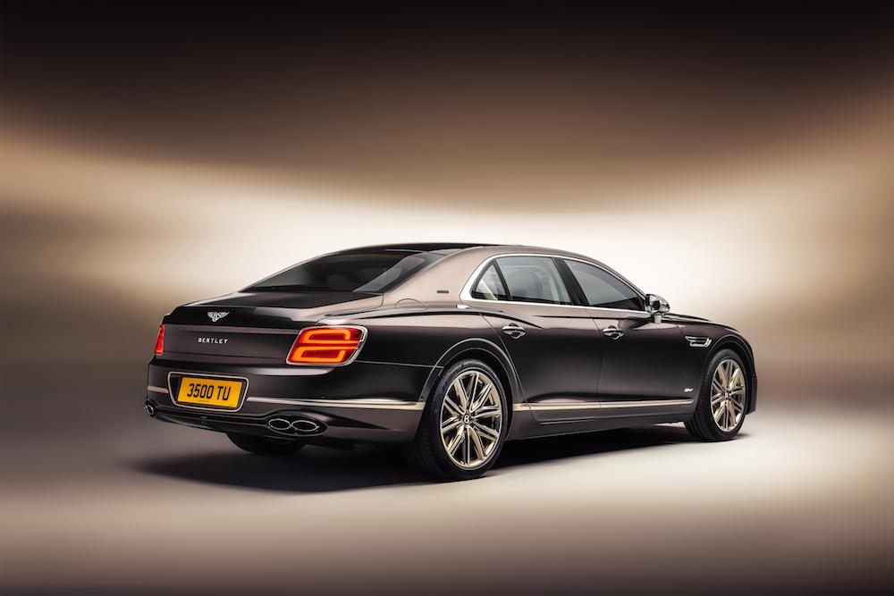 Bentley Flying Spur Hybrid Odyssean Edition | Lux Exposé