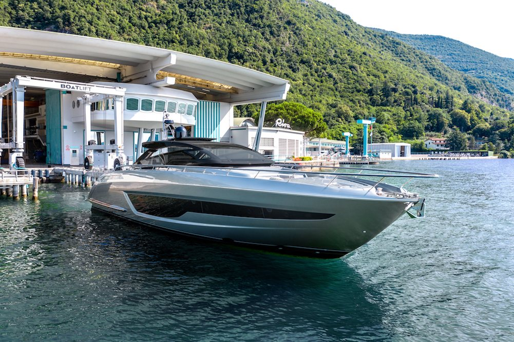 Riva 68' Diable Is the Latest Temptation by Riva