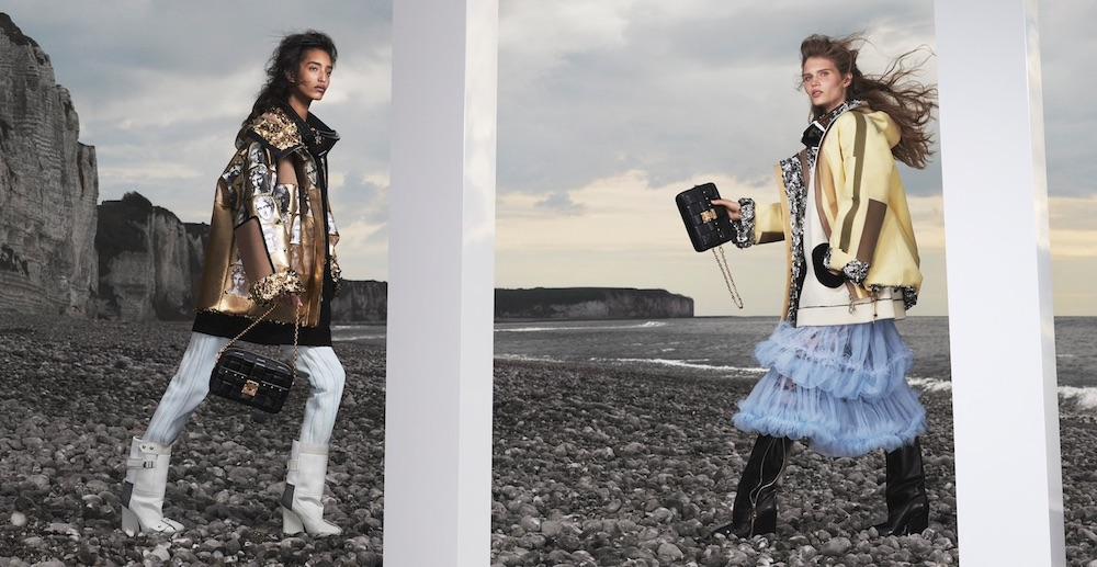 Louis Vuitton Women's Fall-Winter 2021 Campaign